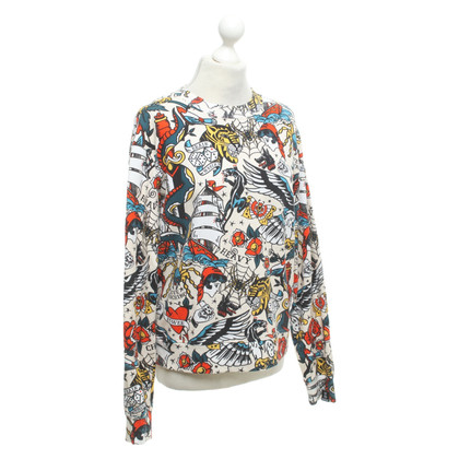 Moschino Love Sweater with motif print