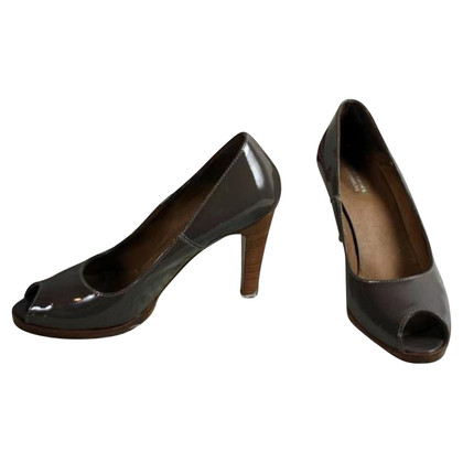 Comptoir des Cotonniers Patent Leather Pumps