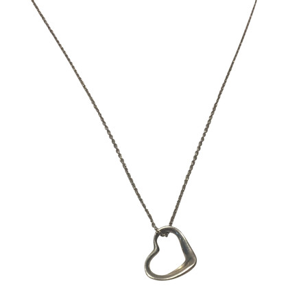 Tiffany & Co. Delicate necklace with heart-pendant