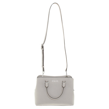 "Michael Kors ""Savannah MD Satchel Cemento"""