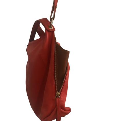 Furla Shoulder bag in orange / cognac