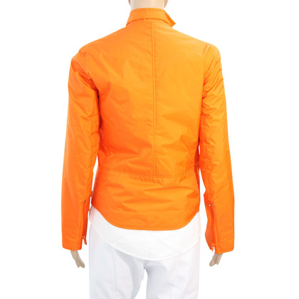 DKNY Jacket in Orange