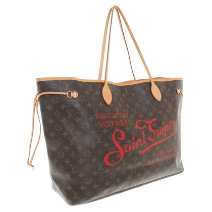 "Louis Vuitton ""Neverfull GM St. Tropez Collectors Item"""