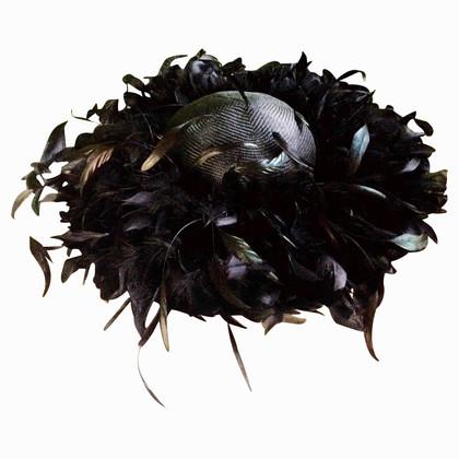 Borsalino Zwarte hoed