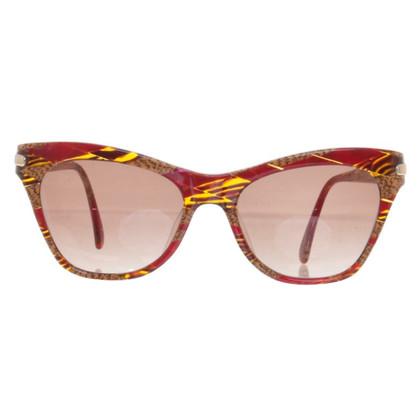 Jil Sander Sunglasses in the pattern mix