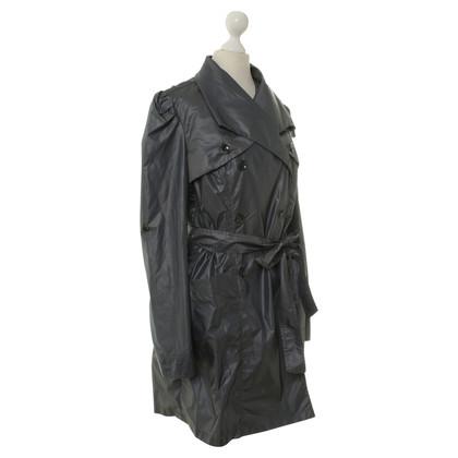 Armani Collezioni Trench coat pattern