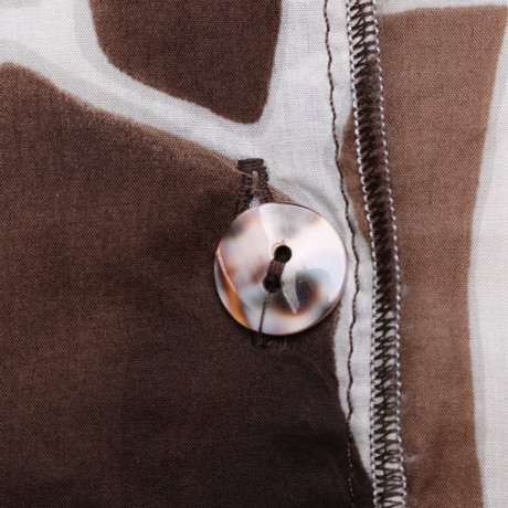 Marc Cain Blusenkleid mit Muster Bunt / Muster Rabatt Authentisch Spielraum Bester Verkauf Neue Stile Zu Verkaufen Geniue Händler AW1Mr