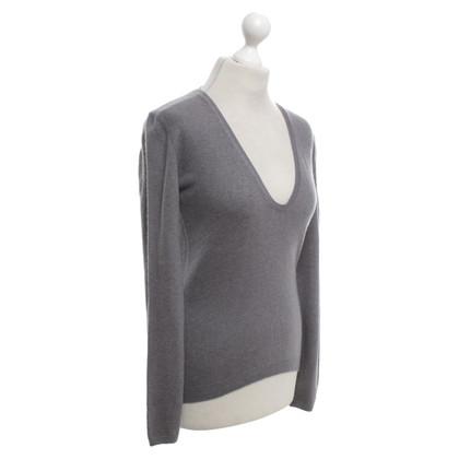 Brunello Cucinelli Cashmere sweater in grey