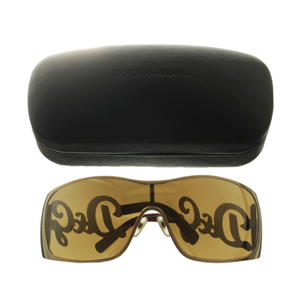 Dolce & Gabbana Sunglasses with logo details