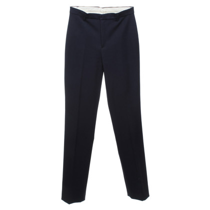 Vertigo trousers in dark blue