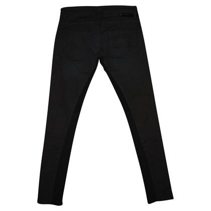 Ermanno Scervino Jeans in ruitersportstijl