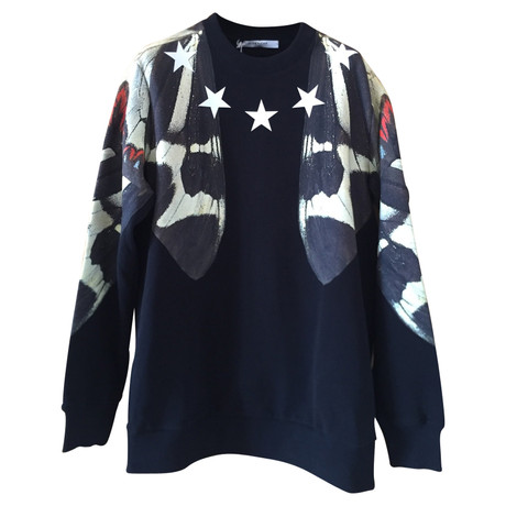 Sweatshirt Bunt Givenchy Givenchy Muster Sweatshirt nvSEqxP8