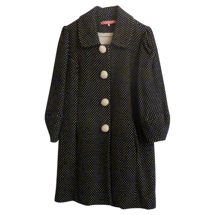 Manoush Coat with polka dots