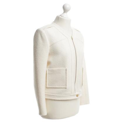 Maje giacca Bouclégewebe