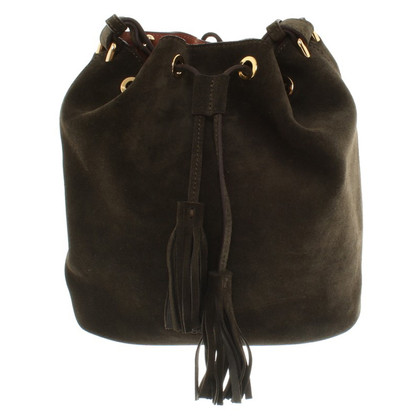 Bogner Pouch in olive