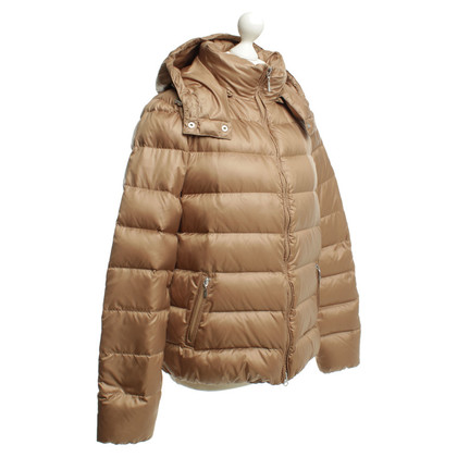Escada Down jacket in Brown