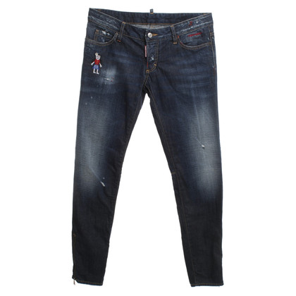 Dsquared2 Jeans with embroidery