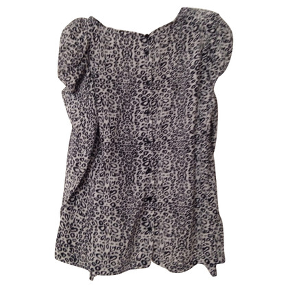 Maje Zijden blouse
