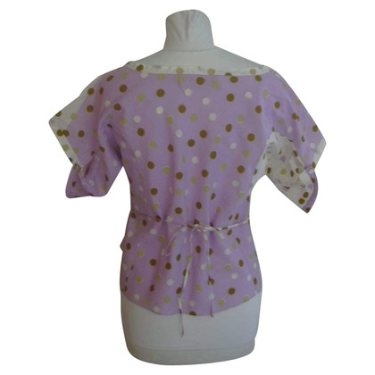 Marni Blouse with polka dots