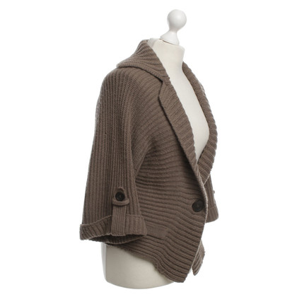 Marc Cain Short jacket ribbed