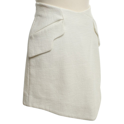 Lala Berlin skirt in white