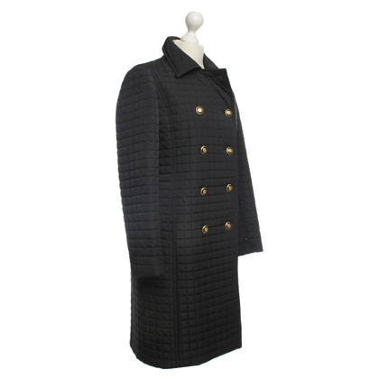 Bogner Coat with quilted pattern