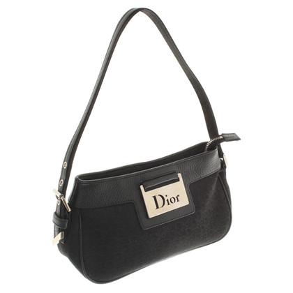Christian Dior Small handbag in black
