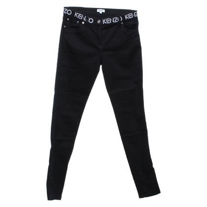 Kenzo Jeans avec logo imprimé