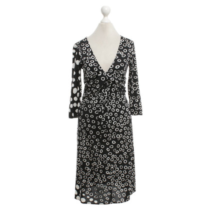 Issa Dress with dots pattern
