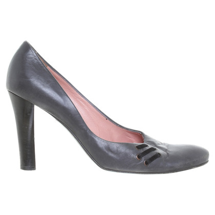 Cerruti 1881 pumps antraciet