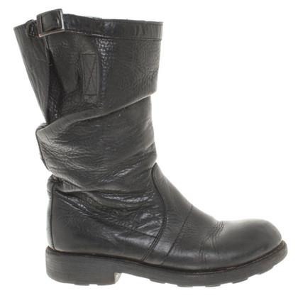 Andere merken Dirk Bikkembergs - leren laarzen