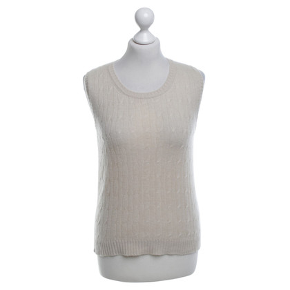 Bruno Manetti Cashmere sweater in beige