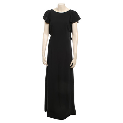 Guido Maria Kretschmer  Evening dress in black