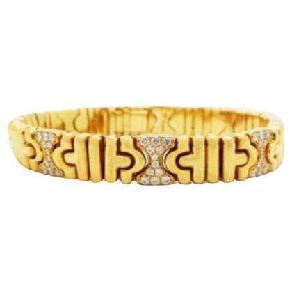 Bulgari Armband met diamanten