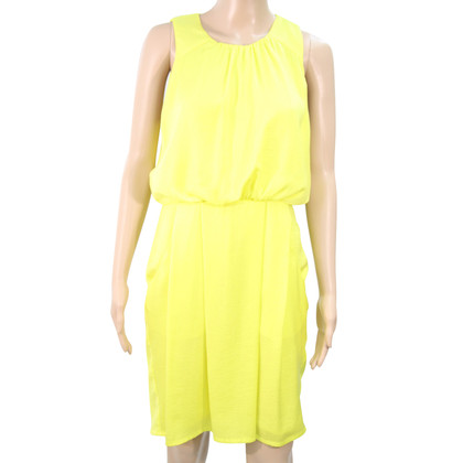 Whistles Dress in yellow
