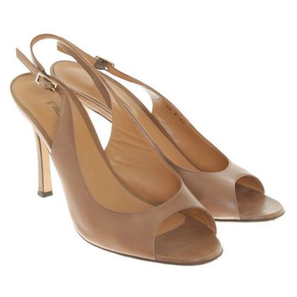 Santoni Sandalen Leather