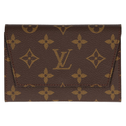 Louis Vuitton Spielkartenetui aus Monogram Canvas