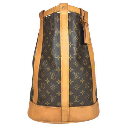 "Louis Vuitton ""Randonnée Monogram Canvas"""