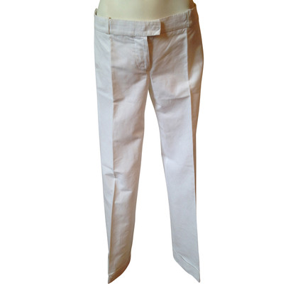 Chloé White pants