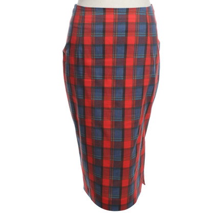 Altuzarra skirt Checked