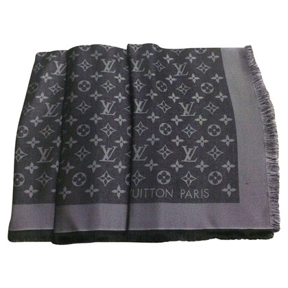 Louis Vuitton Scialle Louis Vuitton nero L