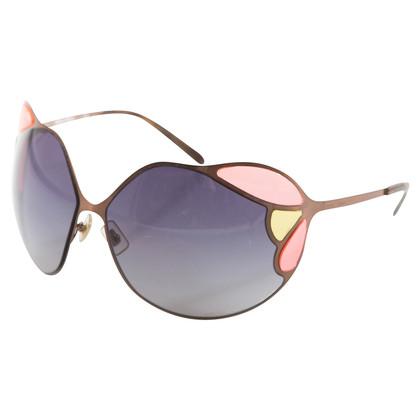 Miu Miu Sonnenbrille mit bunten Gläsern