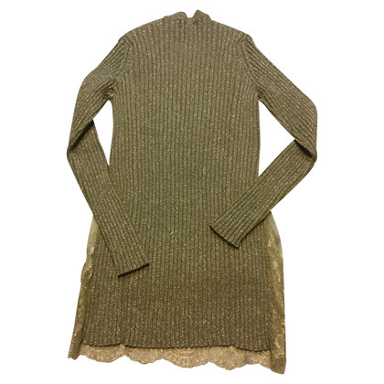 Valentino Gebreide jurk met lurex