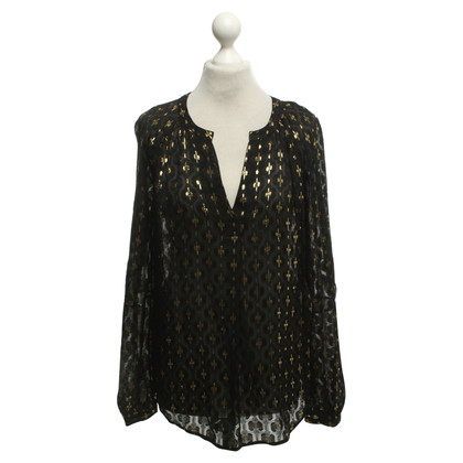 Diane von Furstenberg Blouse with silk content
