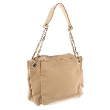 Chanel Camel shoulder bag