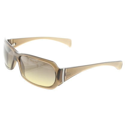Stella McCartney Sonnenbrille in Oliv