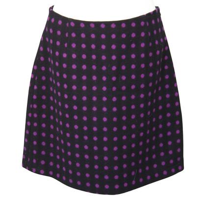 Hobbs linen skirt