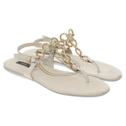 Bally Sandals in Beige