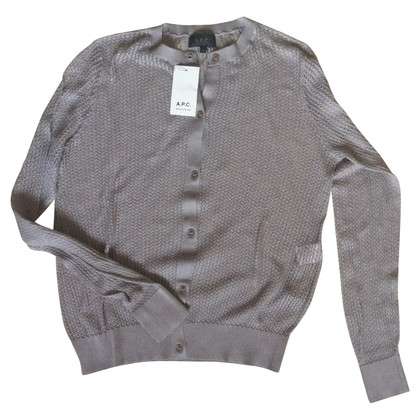 A.P.C. Cardigan in grey
