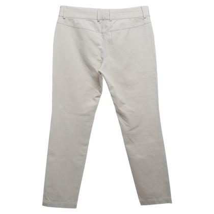 René Lezard trousers in beige